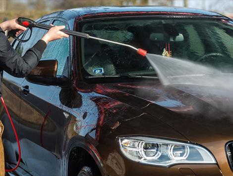 Manny's Best Car Wash near Tustin